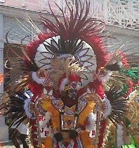 Junkanoo indian