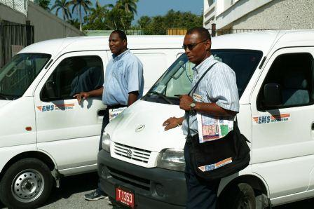 Express mail service ems bahamas postal service government - Post office tracking item ...