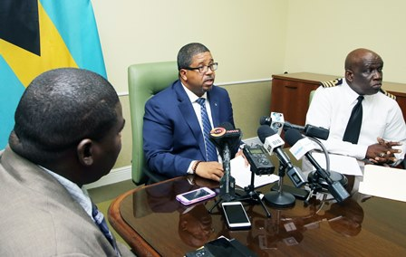 Education Department Launches New >> Bahamas Customs Department Launches New Education Campaign