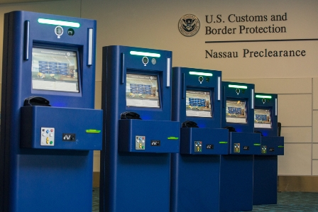 B1, B2 Visa Holders with Electronic Passports Cleared To Use